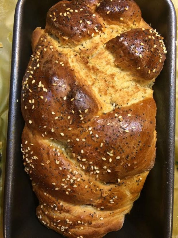 challah baked