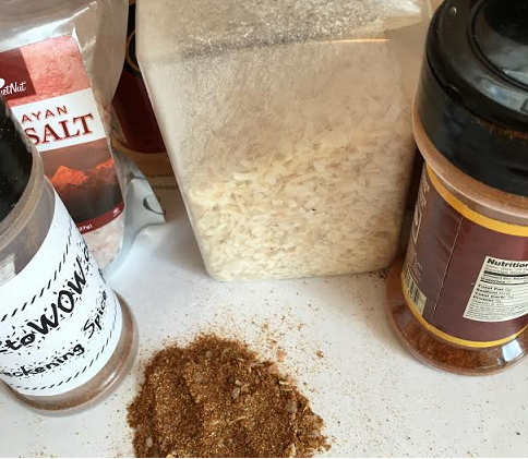 cajun blackening seasoning ingredients