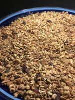 cramim breakfast salad bar granola topping