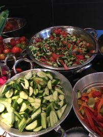 cramim breakfast salad bar