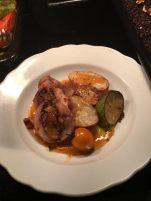 cramim dinner buffet rolled chicken selection