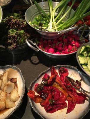 cramim spa breakfast salad bar 2