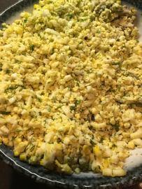 cramim spa breakfast salad bar egg salad