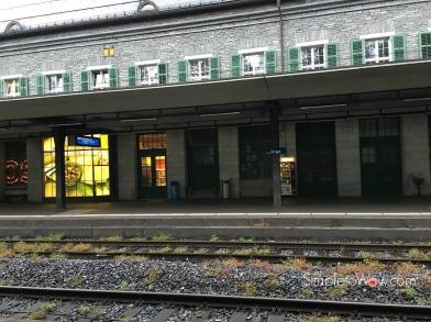 zurich-enge train station