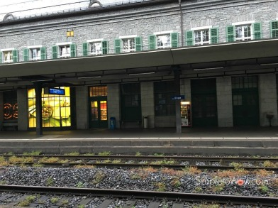 zurich-enge train station