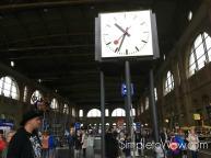 zurich-train station