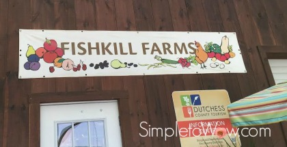fishkill farm sign