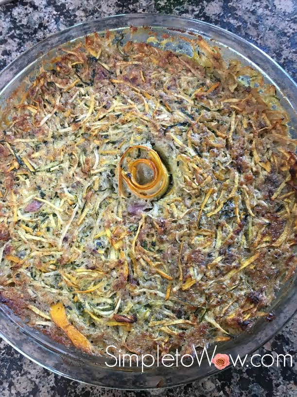 zucchini kugel-whole