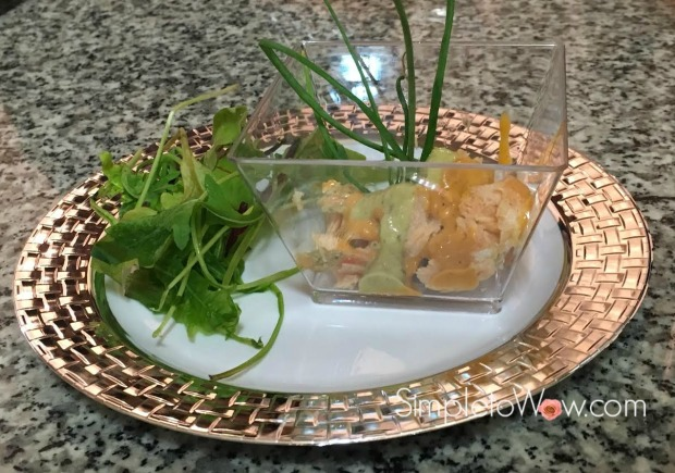 salmon-appetizer-plating-in-glass-bowl