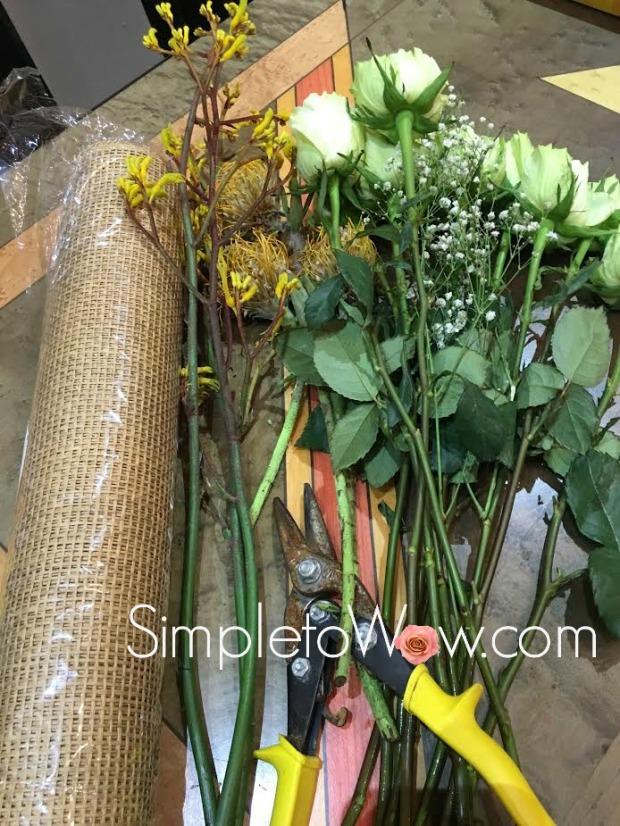 burlap-arrangement-supplies