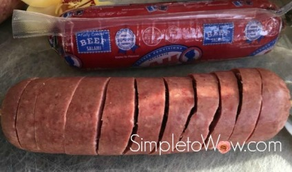 cranberry-salami-before-cooking