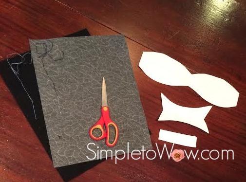 felt-bow-materials