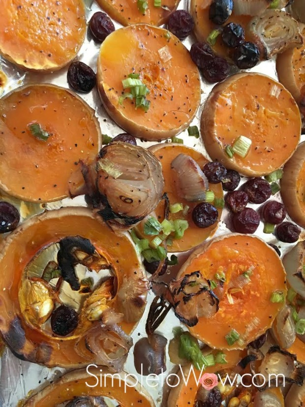 butternut-squash-with-shallots-and-grapes