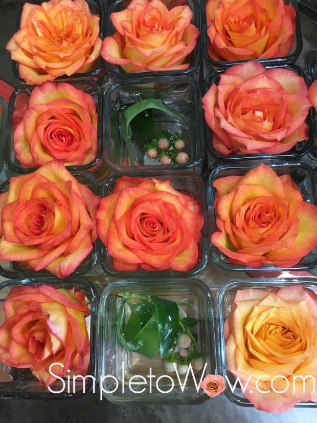 roses in a grid 1
