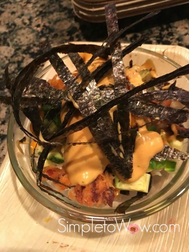 individual sushi salad 1