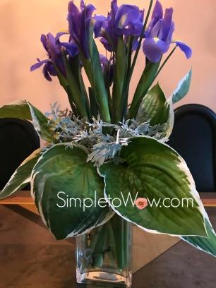 iris arrangement 2