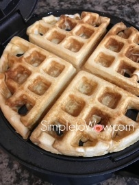 waffles for a crowd-plain