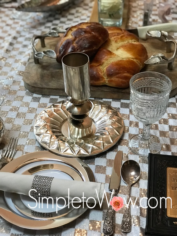shabbos table cwith disposables 1.jpg
